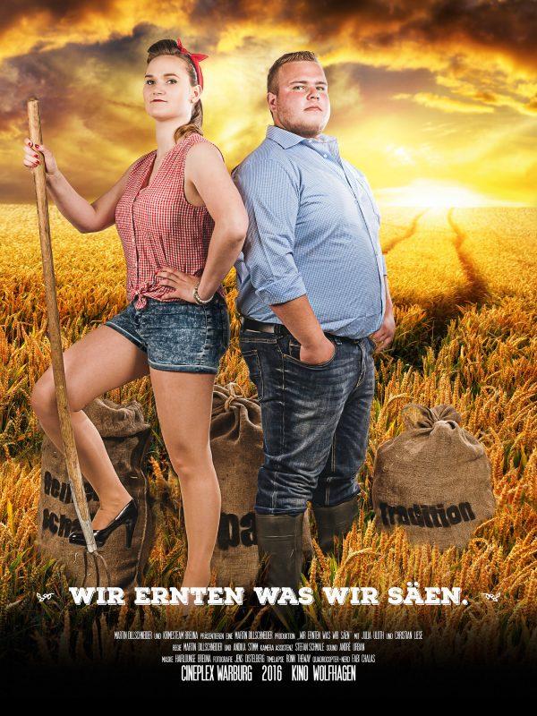Kinoplakat Kirmes Breuna 2016