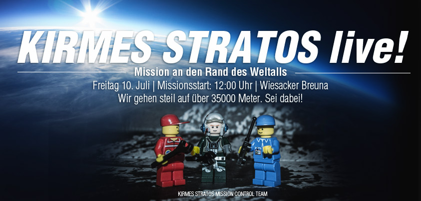 Kirmes Stratos live in Breuna